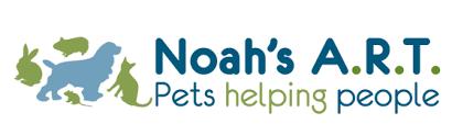 Noah's Art Pets helping people
