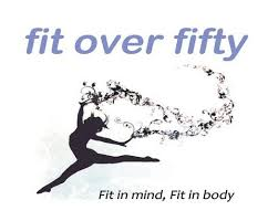 Fit over Fifty logo