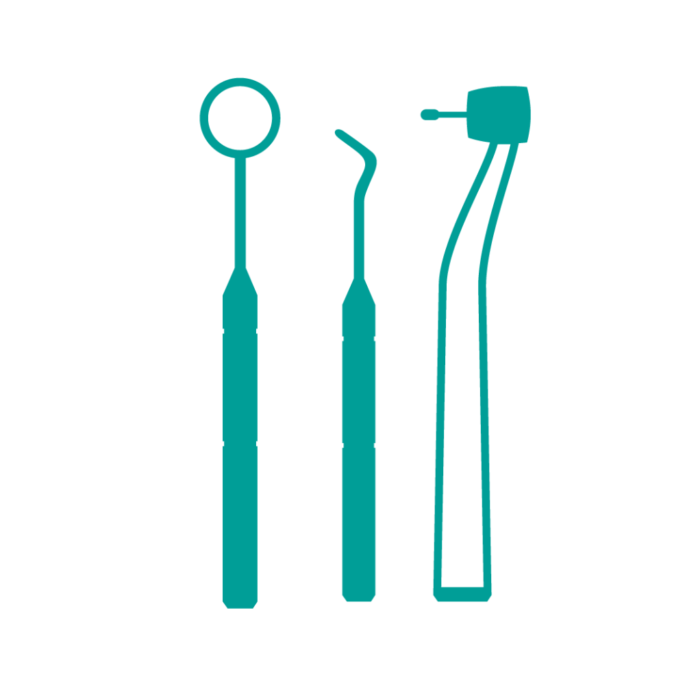 Picture of dental tools
