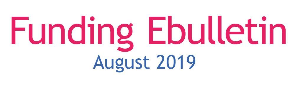 Funding Ebulletin
