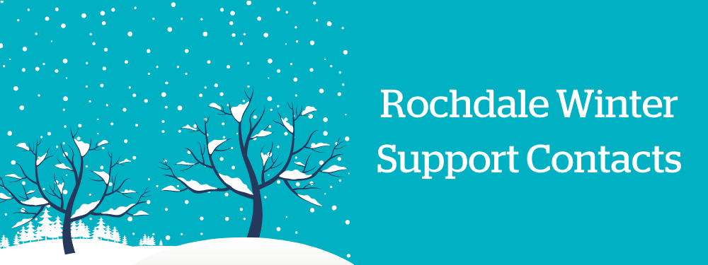 Rochdale Winter Support Contacts