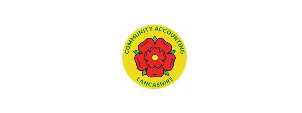 Community Accounting Lancashire logo