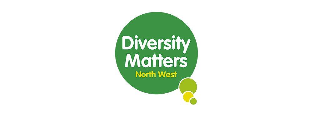 Diversity Matters North West logo