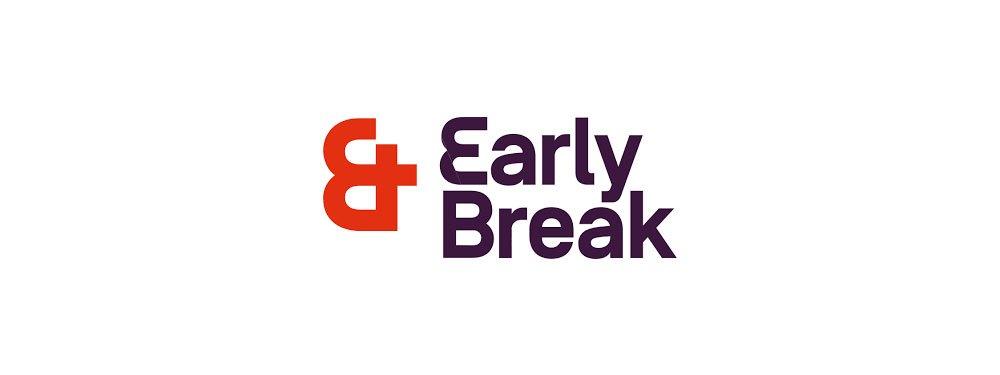 Early Break logo