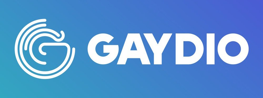 Gaydio logo