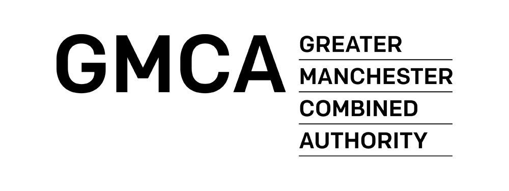 Greater Manchester Combined Authority (GMCA) logo