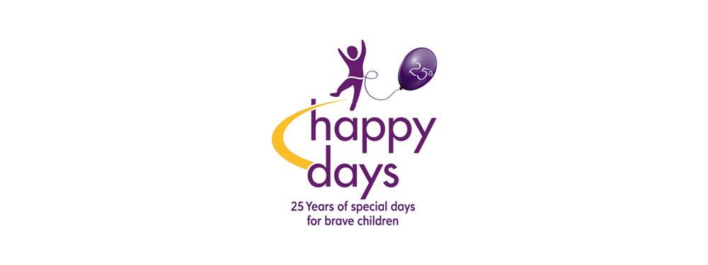 Happy Days Charity logo