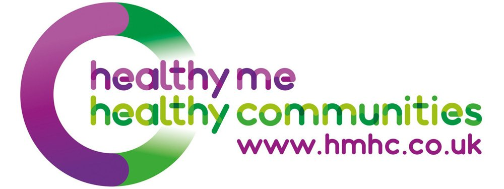 Healthy Me Healthy Communities logo