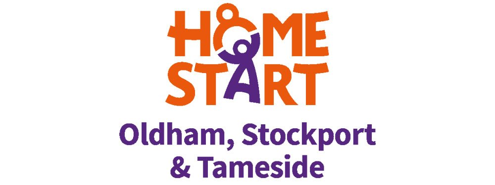 Home-Start Oldham, Stockport & Tameside logo