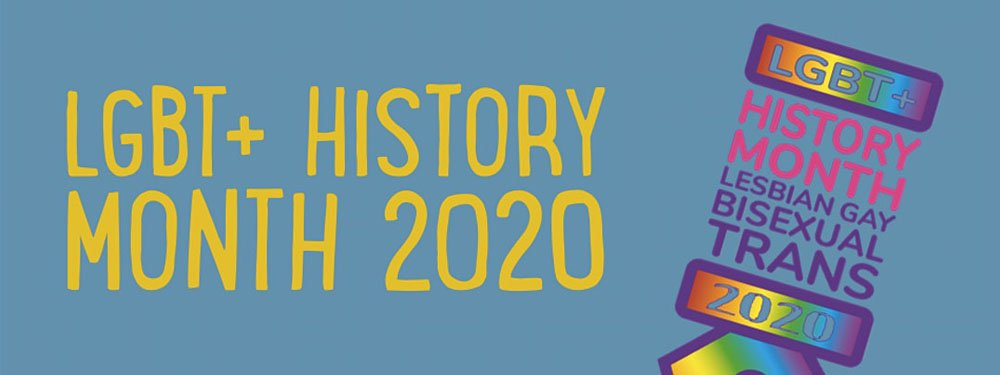 LGBT+ History Month 2020