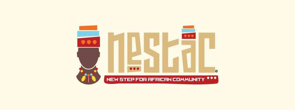 New Step for African Community (NESTAC) logo
