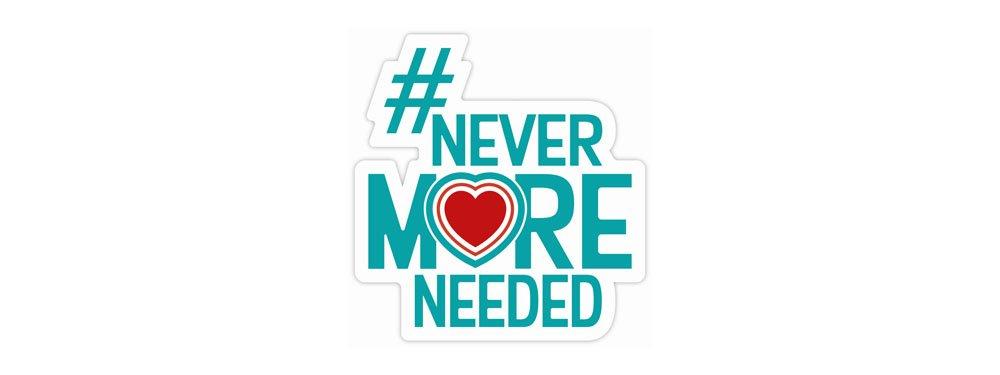 Nevermoreneeded logo