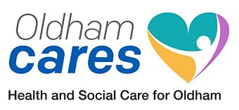 Oldham Cares Logo