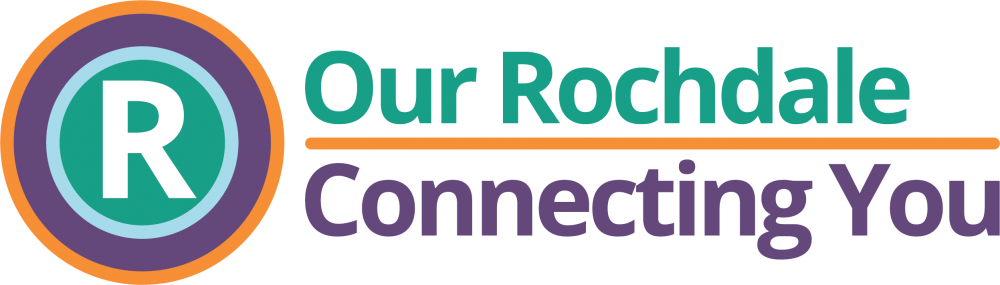 Our Rochdale Connecting You logo