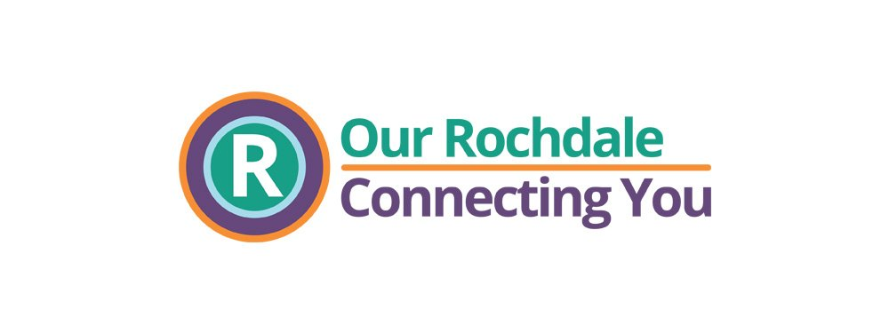 Our Rochdale - Connecting You logo