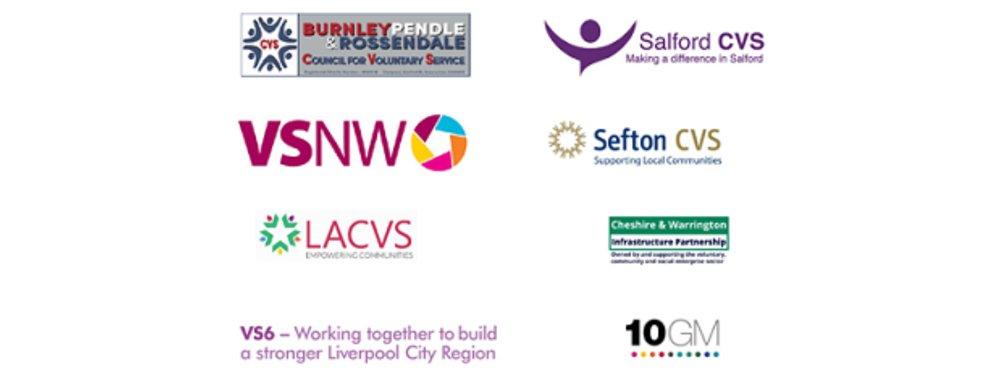 National Academy for Social Prescribing - Thriving Communities Programme logos