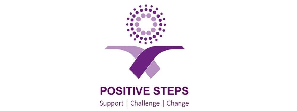 Positive Steps logo