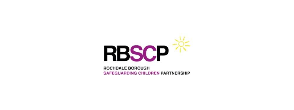 Rochdale Borough Safeguarding Children Partnership logo