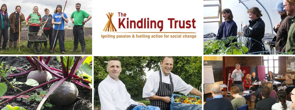 The Kindling Trust logo