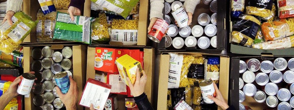 Food Banks Hunger And Poverty Whose Responsibility