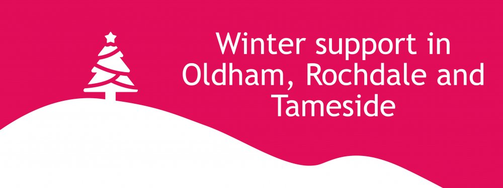Winter support in Oldham, Rochdale and Tameside