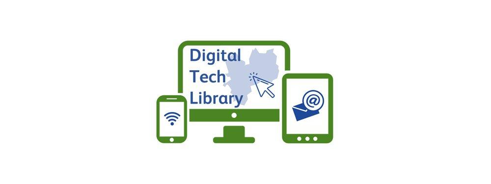 Digital Tech Library logo