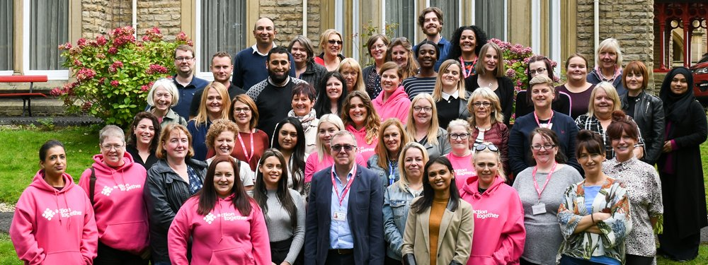 Action Together staff photo