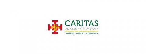 Caritas Diocese of Shrewsbury logo