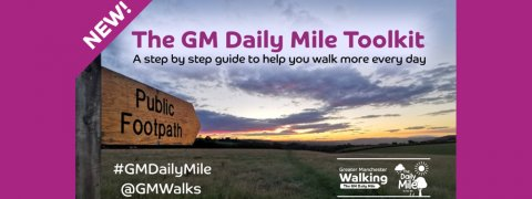 Public Footpath GM Daily Mile Toolkit
