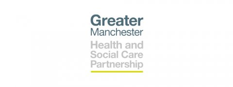 Greater Manchester Health and Social Care Partnership logo