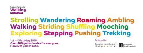 Greater Manchester Walking Festival