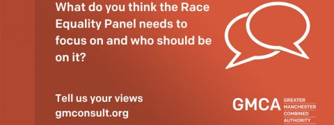 Race Equality Panel Question
