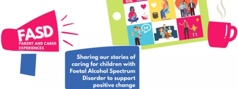 Foetal Alcohol Spectrum Disorders - tablet and hot drink